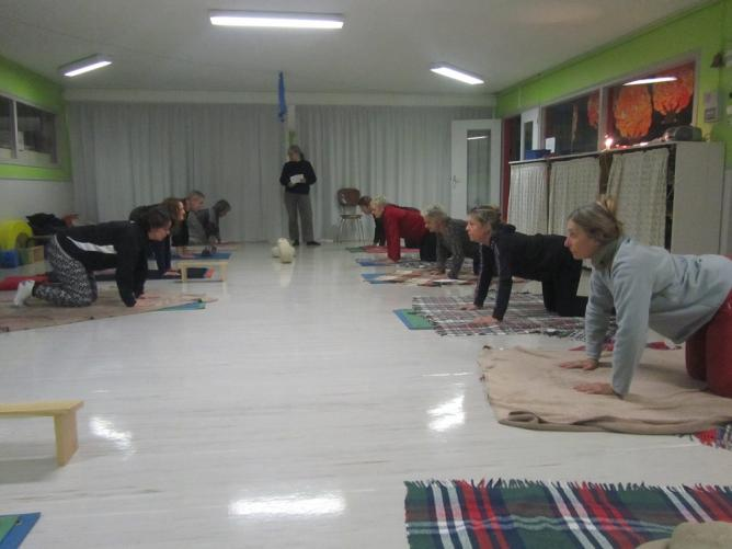 Yoga merc soir 1